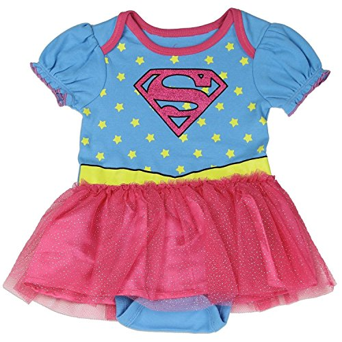 SUPERGIRL Baby Girls