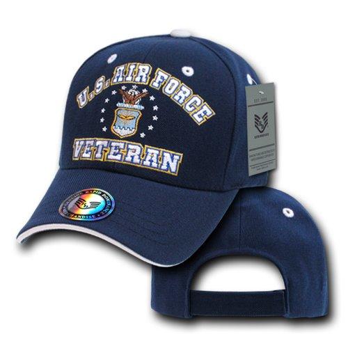Rapiddominance Air Force Veterans' Cap, Navy