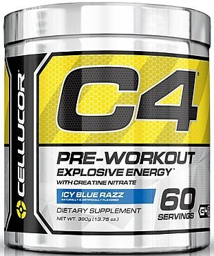 Cellucor Blue Razz 60servings 13 75oz product image