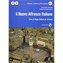Nuovo Affresco italiano A1 Podrecznik + CD