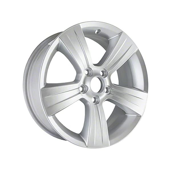 17-Bright-Silver-Full-Face-New-OEM-Wheels-for-10-12-DODGE-CALIBER