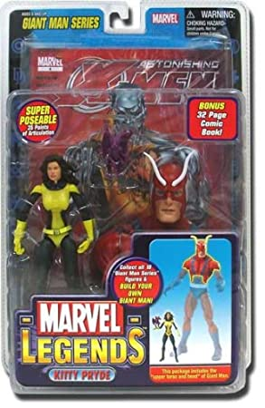 Marvel Legends Giant Man Series - Kitty Pryde Figure (Wal-Mart Exclusive) by