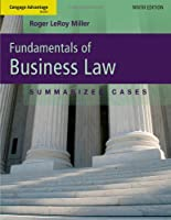 Cengage Advantage Books: Fundamentals of Business Law, 9th Edition Front Cover