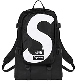 Supreme The North Face S Logo Expedition Backpack Black 国内正規品