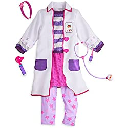 Disney Doc McStuffins Costume Set for Kids Size 5/6
