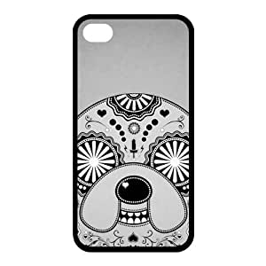 Custom Cartoon Back Cover Case for iphone 4,4S JN4S-475 by ruishername