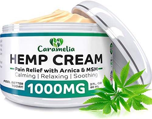 Hemp Cream Pain Relief Inflammatory product image