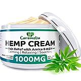 Best Arthritis Knee Pain Creams - Hemp Cream for Pain Relief - 1000 MG Review