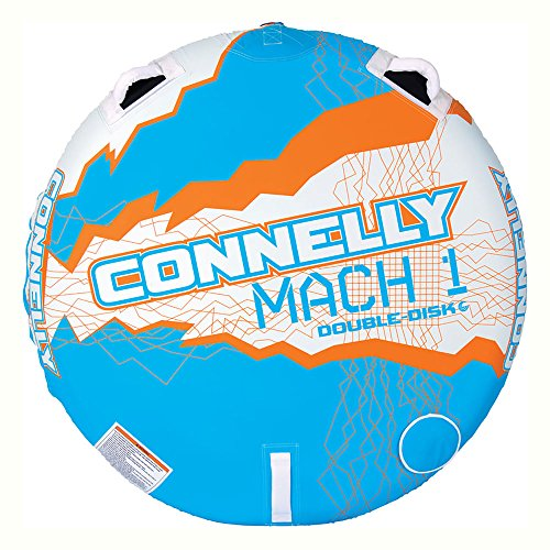 CWB Connelly Deck Towable Tube (1 Rider) ()