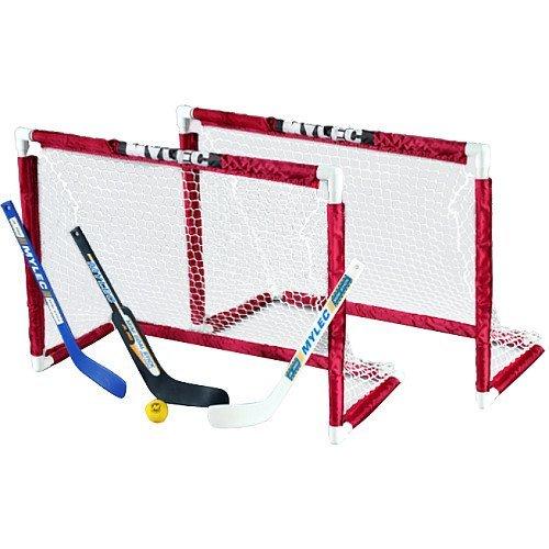 Mylec Twin Pack Mini Goal Set
