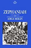 Zephaniah, Adele Berlin, 0385266316