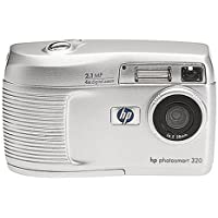 HP PS320 2 MP Digital Camera Explained Review Image