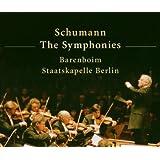 Schumann - The Symphonies ~ Barenboim