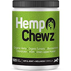 Image of the product Hemp Chewz Hip & Joint that is listed on the catalogue brand of Hemp Chewz.