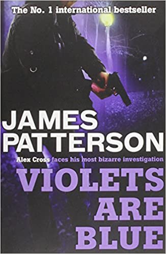 Image result for Violets Are Blue - James Patterson