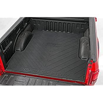 Amazon Com Rough Country Rcm654 Truck Bed Mat With Rc
