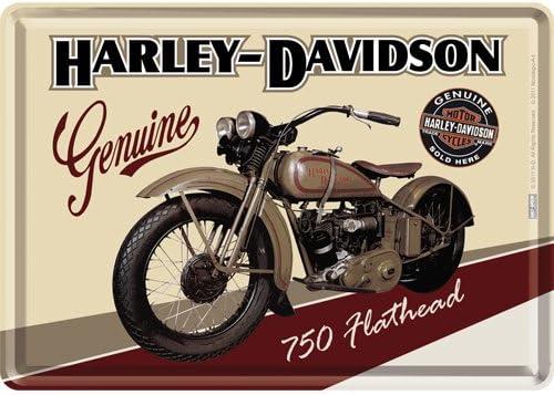 Harley Davidson Postcard Free Shipping