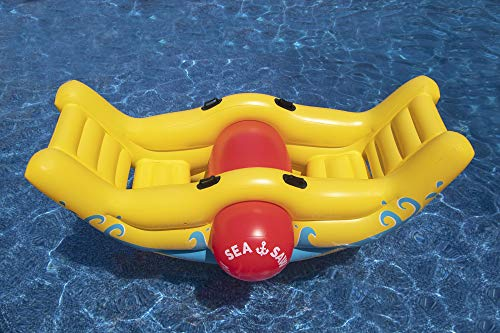 Swimline Sea-Saw Rocker - Inflatable Rocker