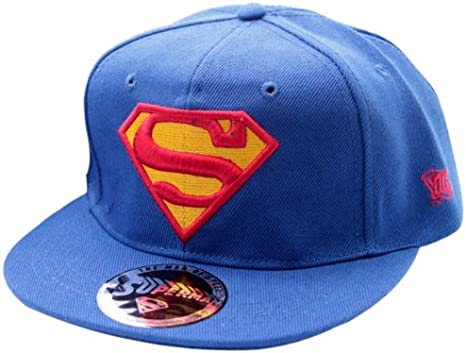 Azul Superman Logo gorra de bisbol: Amazon.es: Ropa y accesorios