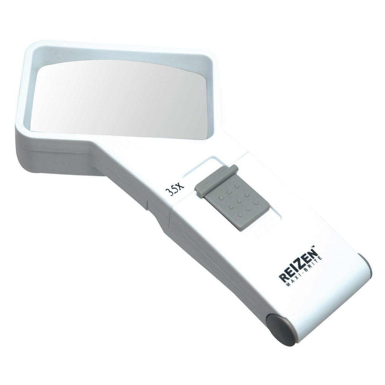 REIZEN 3.5X Illuminated Pocket Magnifier