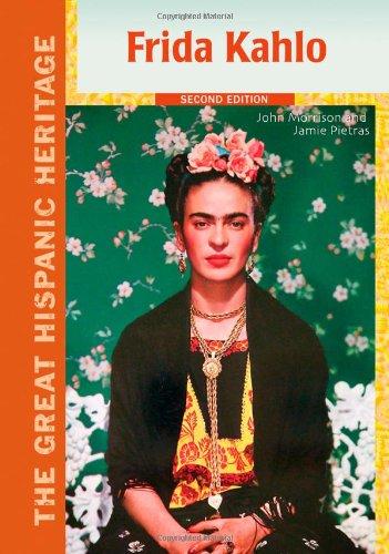 Frida Kahlo (Great Hispanic Heritage) pdf