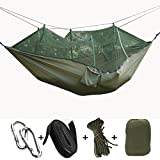 Features: Simple and Versatile -- The hammock is compact and pretty easy to set up. Light and portable -- It folds into a small pouch that is sewn onto the hammock's side. Quality craftsmanship -- Two sets of loops to help hold the big screen up, bet...