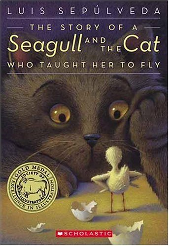 Download The Story Of A Seagull And The Cat Who Taught Her To Fly PDF