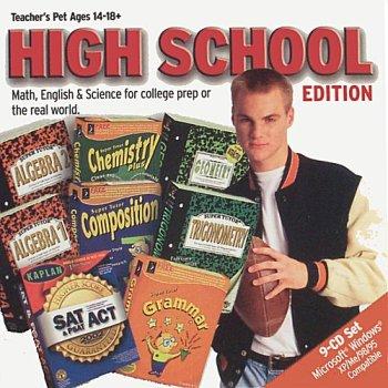 Teacher's Pet High School (9-CD Set)