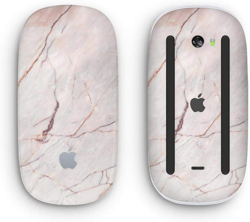 Slate Marble Surface V11 with Multi-Touch Surface Design Skinz Premium Vinyl Decal for The Apple Magic Mouse 2 Wireless, Rechargable