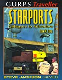 img - for GURPS Traveller Starports book / textbook / text book