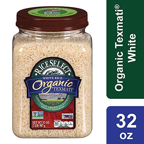 RiceSelect Organic Texmati White Rice, 32 Oz