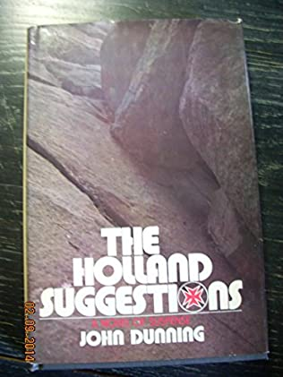 book cover of The Holland Suggestions