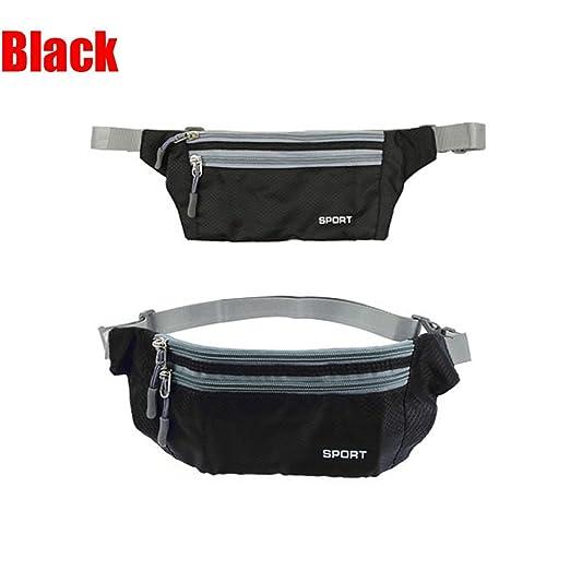 c1a42e6f7e18 Amazon.com: Monlonen Hot Sport Bum Fanny Pack Money Bag Belt Waist ...
