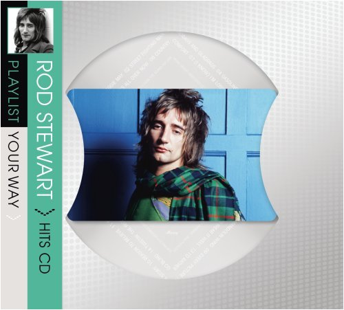 CD : Rod Stewart - Playlist Your Way [re-pack With Card]