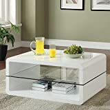Coffee Table – White