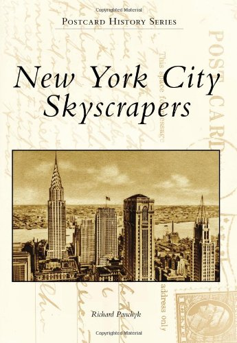 New York City Skyscrapers (Postcard History)