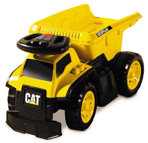 Not Mega Cab - Mega Bloks Cat 3 - In - 1 Ride - On Dump Truck