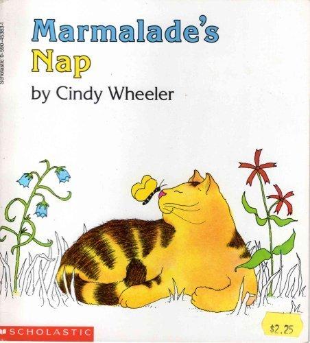 Marmalade's Nap