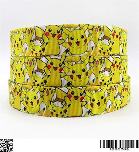 1 Metre Pokemon Go Pikachu Amarillo Cartoon Cinta 1