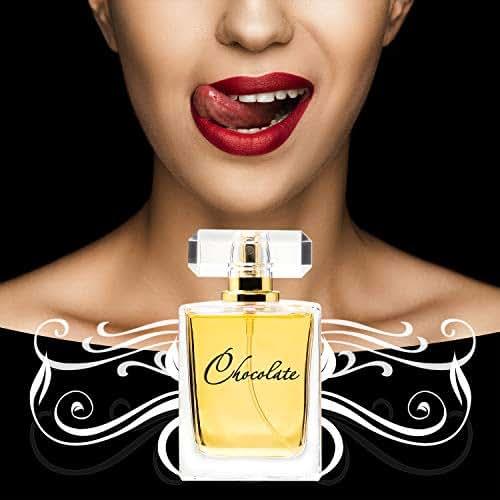 CHOCOLATE Parfum de Toilette for Women 50 ml bottle (1.7 fl.oz.) – Sweet Gourmet Fragrance by SERGIO NERO