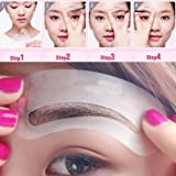 Interesting 24 Styles Eyebrow Stencils Grooming