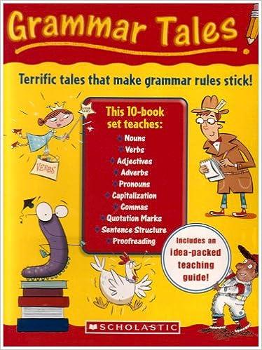 Grammar Tales Set Set of 10