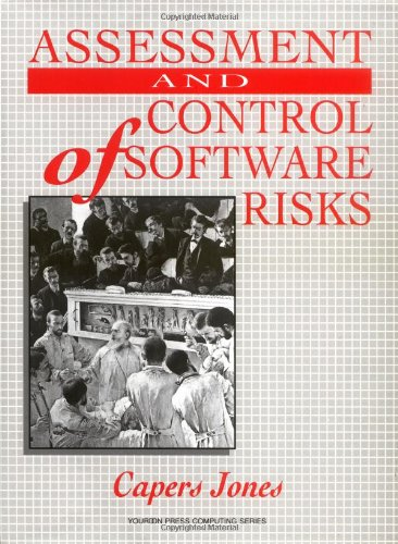 Assessment and Control of Software Risks by Prentice Hall