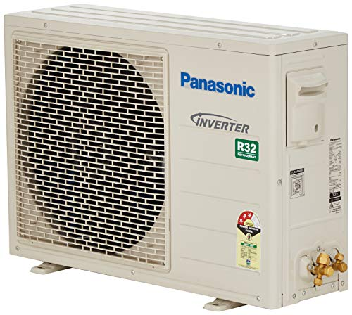 Panasonic 1 Ton 3 Star Inverter Split AC (Copper CS/CU-SU12VKYW White)