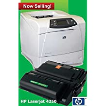HP LASERJET 4250N - Q5401A CERTIFIED REMAN MONOCHROME LASER PRINTER