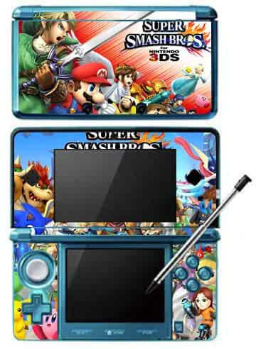 Amazon.com: New Super Smash Bros 4 SSB4 Game Skin for