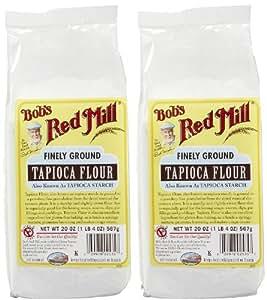 Amazon.com: Bob's Red Mill Tapioca Flour -- 20 oz Each