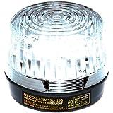SECO-LARM SL-126Q/C Clear Security Strobe Light
