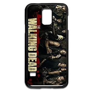 Hard Shell Case Cover For Samsung Galaxy S5 I9600 With The Walking Dead Fashion Style
