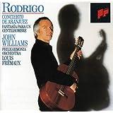 Rodrigo: Concierto de Aranjuez/Fantasía para un gentilhombre